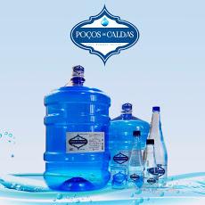 Foto relacionada com a empresa Água Mineral Poços de Caldas