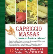 Foto relacionada com a empresa CAPRICCIO MASSAS CASEIRAS LTDA-ME