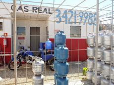 Foto relacionada com a empresa Disk Gas Real gás e água