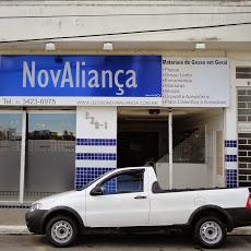 Foto relacionada com a empresa Gesso Nova Aliança