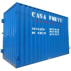 Foto relacionada com a empresa Casa Forte Locação de Equipamentos