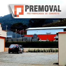 Foto relacionada com a empresa Premoval Pré-Fabricados de Concreto