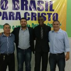 Foto relacionada com a empresa Igreja O Brasil Para Cristo