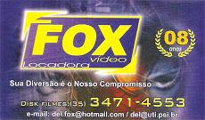 Foto relacionada com a empresa Fox Vídeo Locadora