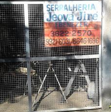 Foto relacionada com a empresa Serralheria Jeová Jiré - Ebenezer