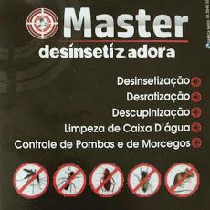 Foto relacionada com a empresa master desinsetizadora