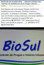 Foto relacionada com a empresa Grupobiosul