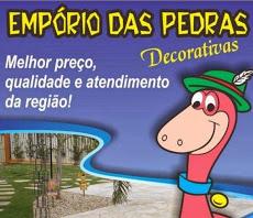 Foto relacionada com a empresa Empório das Pedras Decorativas