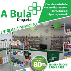 Foto relacionada com a empresa A Bula Drogarias Candeias