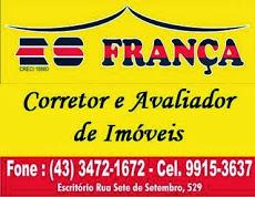 Foto relacionada com a empresa ES França Corretor e Avaliador de Imóveis