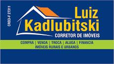 Foto relacionada com a empresa Luiz Kadlubitski Corretor de Imóveis CRECI F27311 em Prudentópolis