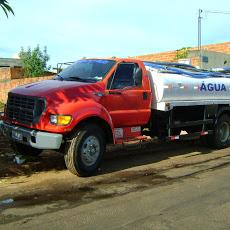 Foto relacionada com a empresa Aqua Azul - Caminhões Pipa