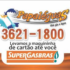 Foto relacionada com a empresa Papaléguas Distribuidora de Gás e Água