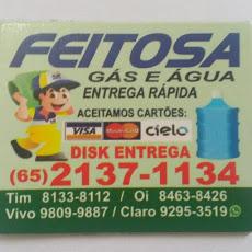Foto relacionada com a empresa Feitosa Gás e Água