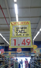 Foto relacionada com a empresa Supermercado Comper