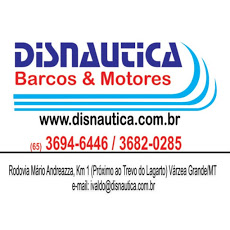 Foto relacionada com a empresa Disnautica Barcos Motores e Carretas