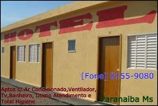 Foto relacionada com a empresa Hotel Santo Expedito - Paranaiba - MS