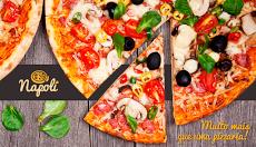 Foto relacionada com a empresa Pizzaria Napoli