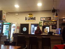 Foto relacionada com a empresa À Lenha Hamburgueria