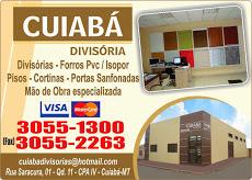 Foto relacionada com a empresa CUIABÁ DIVISORIAS