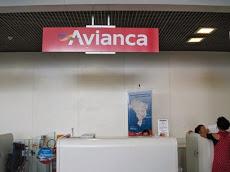 Foto relacionada com a empresa Avianca