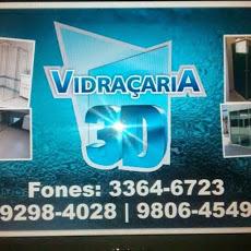 Foto relacionada com a empresa Vidraçaria 3D