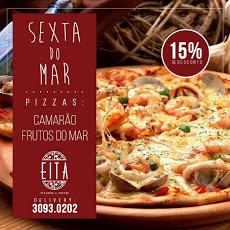Foto relacionada com a empresa Eita Pizzaria e Pastas
