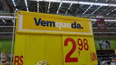Foto relacionada com a empresa Hiper Bompreço