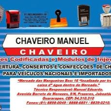 Foto relacionada com a empresa Chaveiro Manuel