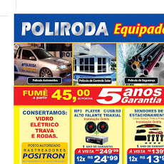 Foto relacionada com a empresa POLIRODA CROMAGEM E EQUIPADORA