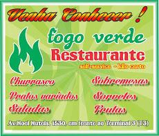 Foto relacionada com a empresa Fogo Verde Restaurante