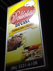 Foto relacionada com a empresa Delícias da Casa