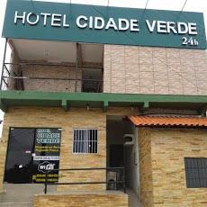 Foto relacionada com a empresa Hotel Cidade Verde