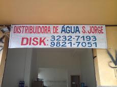 Foto relacionada com a empresa Distribuidora de Água São Jorge