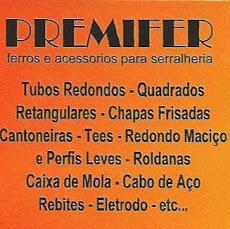 Foto relacionada com a empresa Premifer Ferros Acessorios Para Serralheria
