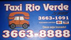 Foto relacionada com a empresa Ponto Taxi Rio Verde