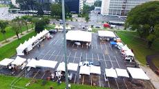 Foto relacionada com a empresa Aluguel de Tendas em Curitiba - Tendas Lima - Vendas e Locações de Tendas