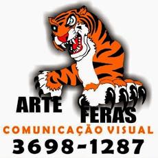 Foto relacionada com a empresa Arte Feras Comunicação Visual