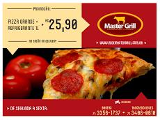 Foto relacionada com a empresa Master Grill Churrascaria e Pizzaria