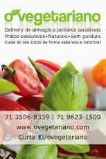 Foto relacionada com a empresa O Vegetariano