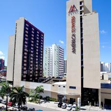 Foto relacionada com a empresa América Towers Hotel
