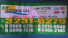 Foto relacionada com a empresa Litoral Gás