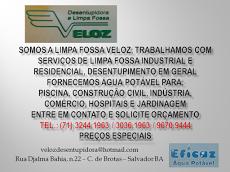 Desentupidora em Salvador - BA