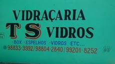 Foto relacionada com a empresa Vidraçaria TS VIDROS