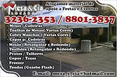 Foto relacionada com a empresa Mesa e Cia Locadora