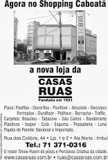 Foto relacionada com a empresa Casas Ruas - Imbuí
