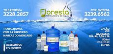 Foto relacionada com a empresa Distribuidora de Água Floresta