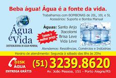 Foto relacionada com a empresa Água é Vida (Distribuidora de Água Mineral)