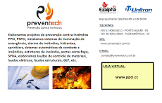 Foto relacionada com a empresa Preventech Prevenção Contra Incêndio