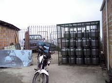 Foto relacionada com a empresa Central Disk Gás Água e Serviço de Motoboy e Mototáxi
